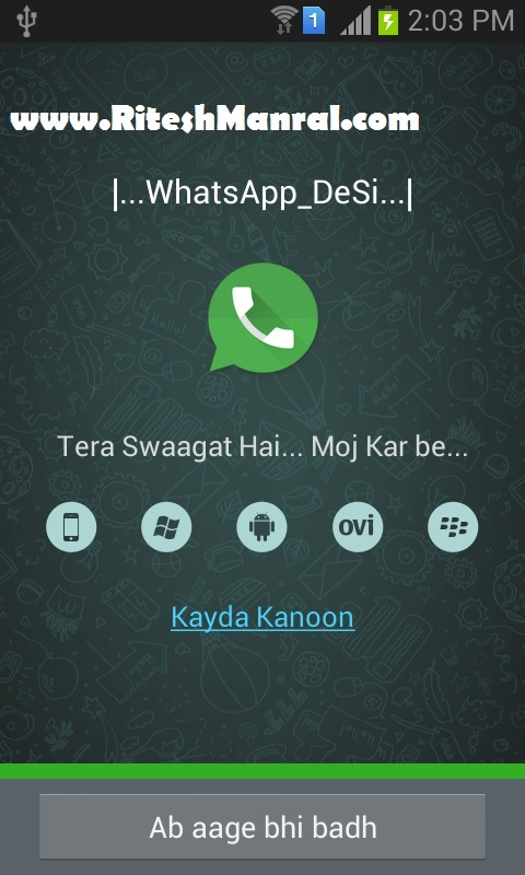 Desi WhatsApp