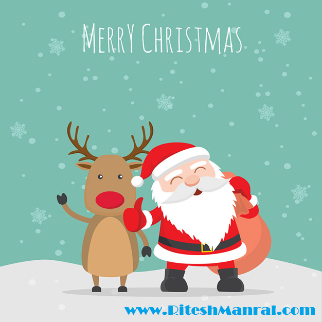 2018 Merry Christmas Short One Line SMS