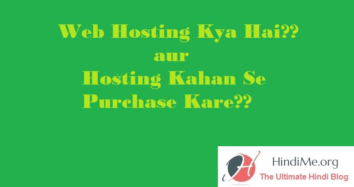 What is Web Hosting and Where to Buy